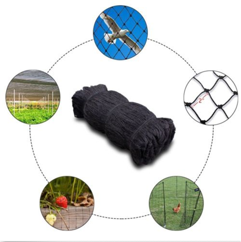Anti Bird Netting Soccer Baseball Game Poultry Fish Net 2